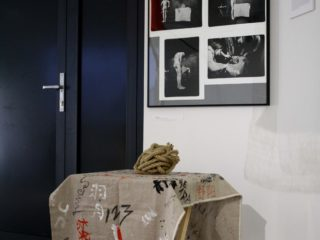 Beres, wystawa Ateller 72 Revisited - Konteksty 2016, Sokołowsko - fot. Shibata Ayano