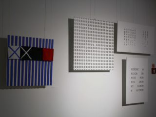 Makarewicz, Drozdz, wystawa Ateller 72 Revisited - Konteksty 2016, Sokołowsko - fot. Shibata Ayano