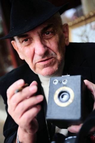Andrzej Lachowicz, 2008, photo: Robert Jaworski / Forum
