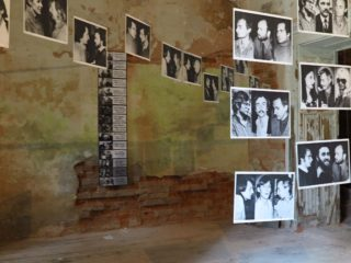 Wystawa Zygmunt Rytka – Some meetings, Konteksty 2017, Sokołowsko, fot. Polak Grzegorski
