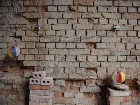 Ryoko Akama – Objects migration 01 – instalacja / Sanatorium dźwięku / Sokołowsko 2017