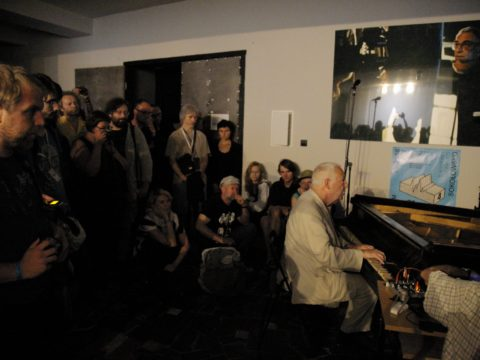 John Tilbury / Keith Rowe / Sanatorium dźwięku 2017 / Sokołowsko