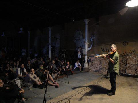 JULIA ECKHARDT / Occam VI  / Sanatorium dźwięku 2017 / Sokołowsko