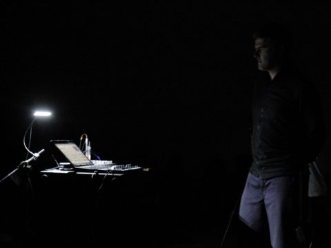 Julien Ottavi / Sanatorium dźwięku 2017 / Sokołowsko