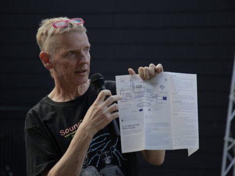 Klaus Filip / Noid  sanatory17 / Sanatorium dźwięku 2017 / Sokołowsko