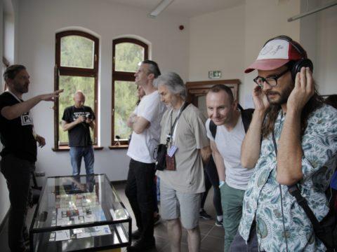 Łukasz Szałankiewicz – Demoscena: Artefakty- Exhibition / Sanatorium dźwięku / Sokołowsko 2017