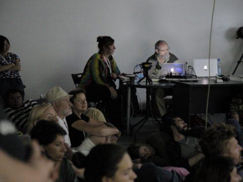 Phill Niblock / Katherine Liberovskaya / Sanatorium dźwięku 2017 /  Sokołowsko