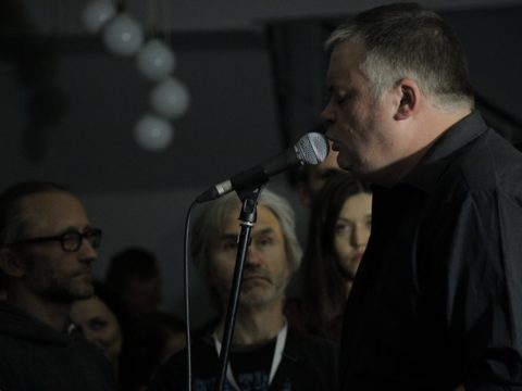 Zsolt Sőrés Ahad, Hilary Jeffery, Gideon Kiers / Sanatorium dźwięku 2017 / Sokołowsko