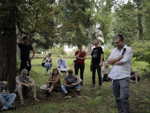 MARCIN BARSKI  Sen Wandzi – projekt radiowy / Sanatorium dźwięku 2017 / Sokołowsko