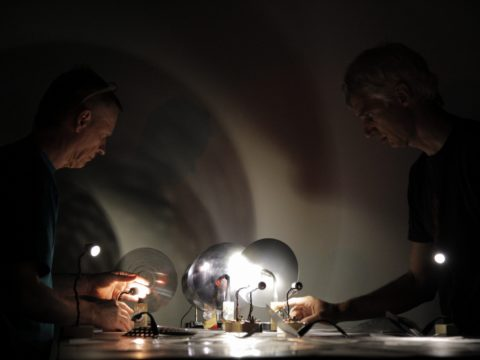 Klaus Filip / Noid - Sonic Luz / Sanatorium dźwięku 2017 / Sokołowsko
