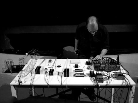 Alfredo Costa Monteiro / Sanatorium dźwięku 2017 / Sokołowsko