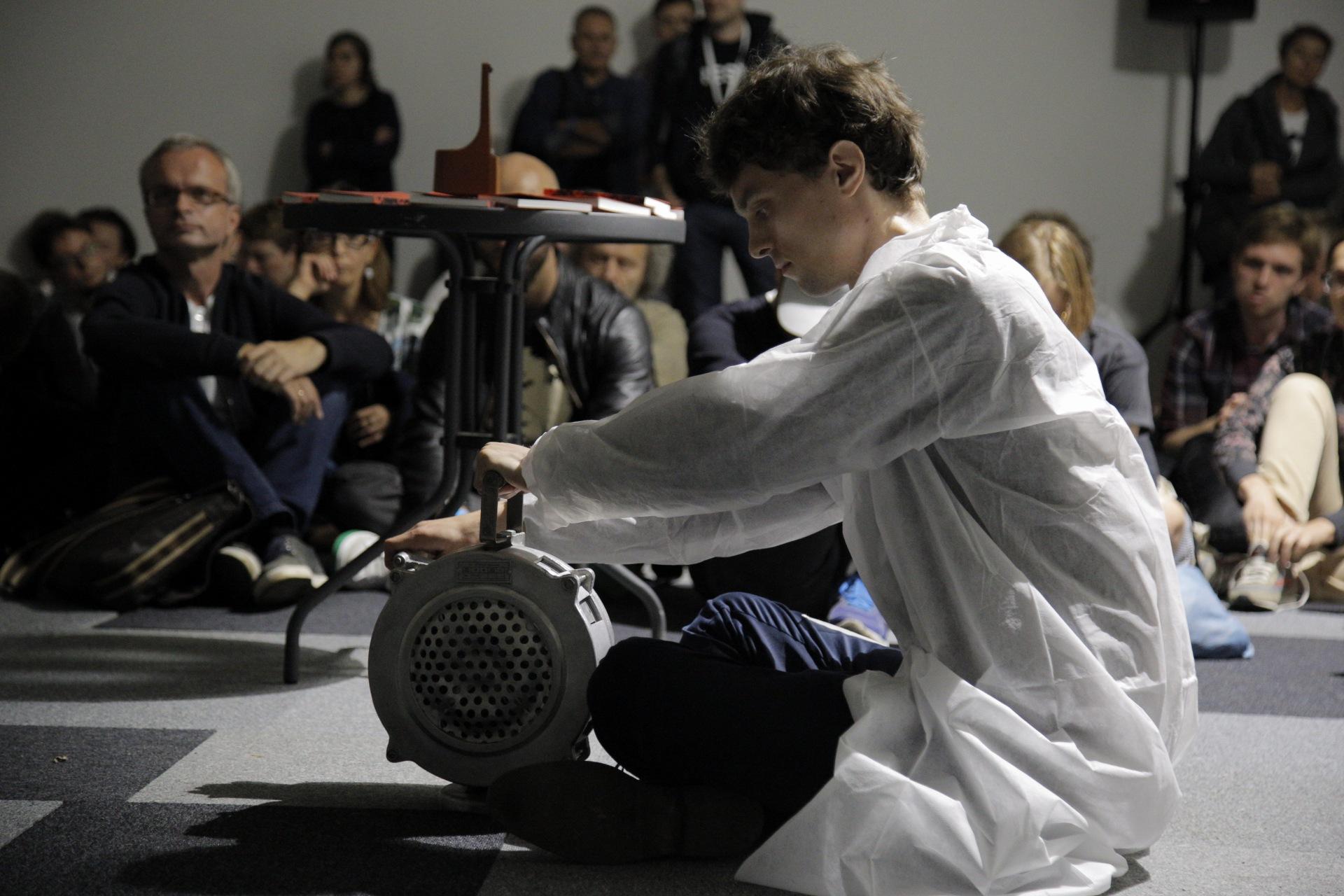 CRITICAL BAND ENSEMBLE Warsound / Sanatorium dźwięku 2017 / Sokołowsko