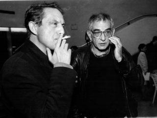 Krzysztof Piesiewicz i Krzysztof Kieślowski copy