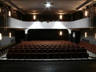 Kinoteatr Zdrowie w Sokołowsku fot.archiwum fundacji In Situ