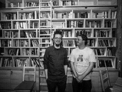Gerard Lebik & Stephen Cornford, PROZA, Fot. Kris Ćwik