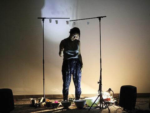 Tomoko Sauvage - Sanatorium dźwięku 2015 / fot. M.Polak
