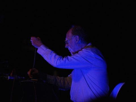 Keith Rowe - Sanatorium dźwięku 2015 / fot. T.Ogrodowczyk
