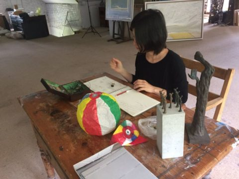 Ryoko Akama / A-i-R Sanatorium dźwięku 2018 / Sokołowsko