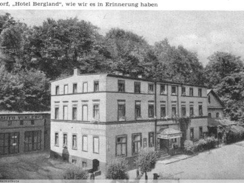 Hotel Bergland i wypożyczalnia samochodów / Hotel Bergland and car rental