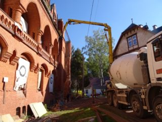 Reconstruction of 2015 - Sokołowsko