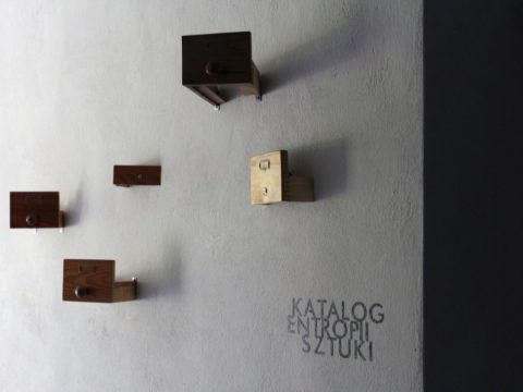 Katalog Entropii Sztuki / The Entropy of Art: A catalogue